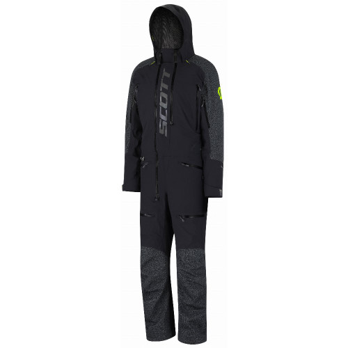 Scott DS Flex Dryo Non-Insulated Monosuit (Black)