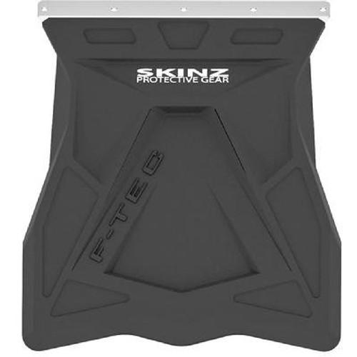 Skinz Protective Gear Snow Bike Snow Flap (Black)