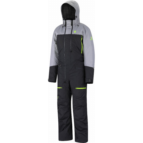 Scott Roop Dryo Insulated Monosuit (Black/Neutral Grey)
