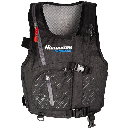 Highmark Charger X R.A.S. Airbag Vest (Smoke)