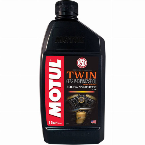 Motul Twin Synthetic Gear & Chaincase Oil