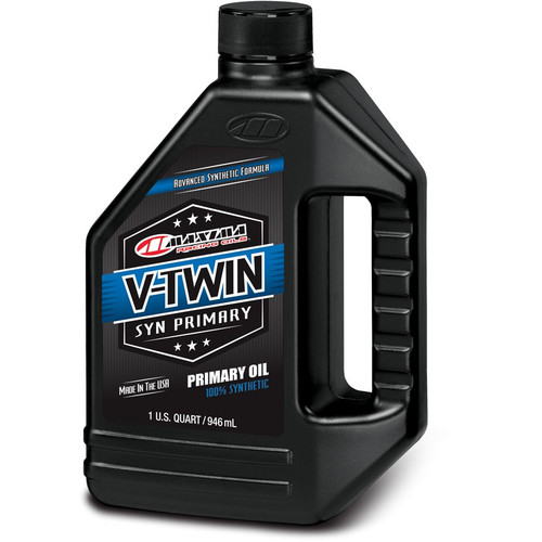 Maxima V-Twin Synthetic Ester-Based Gear Oil