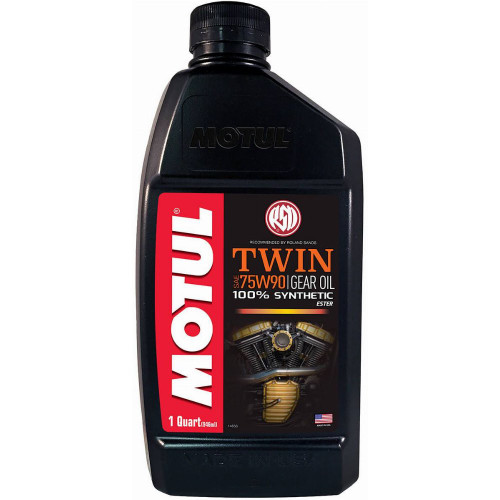 Motul Twin 75W90 Synthetic Gear Oil