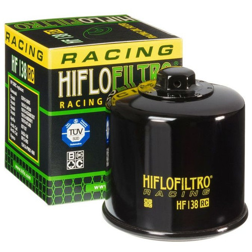 HiFloFiltro Motorcycle Racing Oil Filter for Triumph