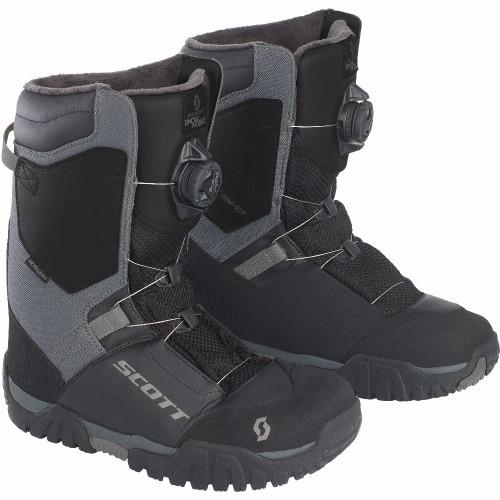 Scott X-Trax Evo Boots (Black/Grey)