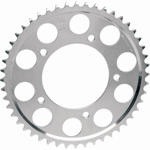JT Steel Rear Motorcycle Sprocket for Honda