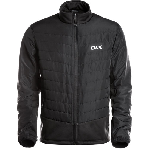 CKX Multi-Function Insulated Jacket (Black)