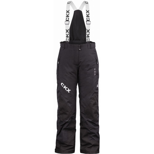 CKX Womens Alaska Insulated Pants (Black)
