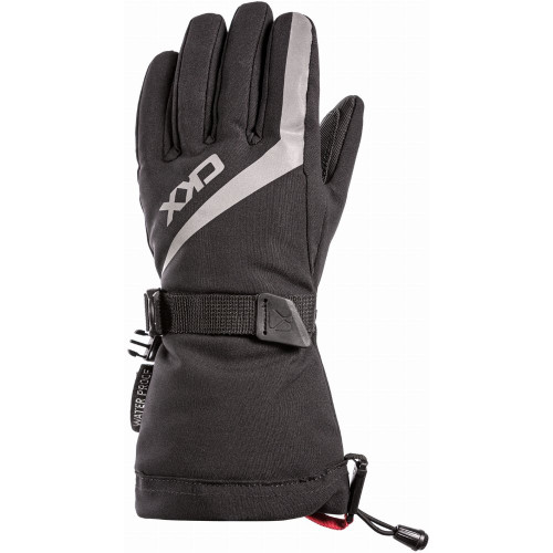 CKX Youth Yeti Gloves (Black)