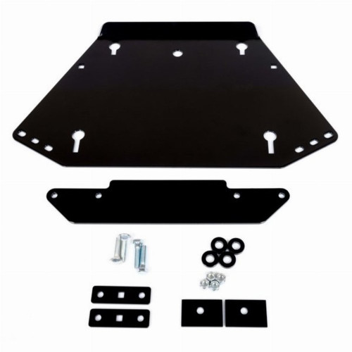 Mounting Plate for Kimpex Click-n-Go 2 Plow for Polaris