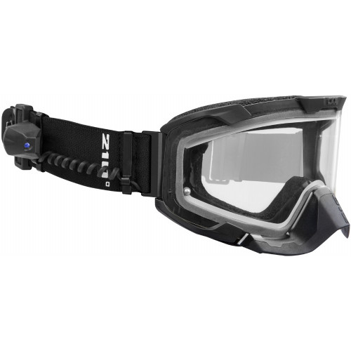 CKX 210° Trail Electric Snow Goggles (Matte Black)