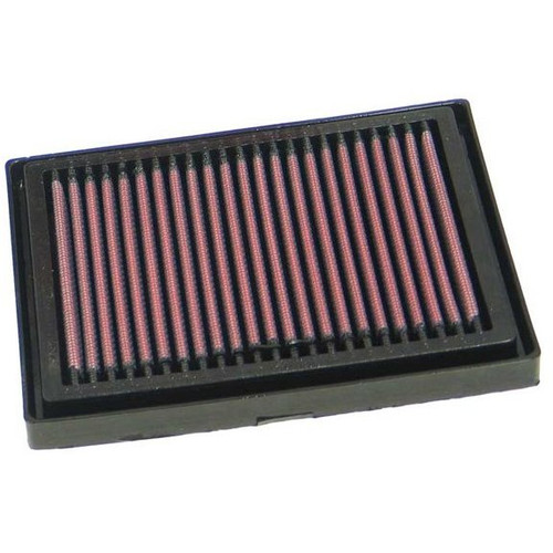 K&N High Flow Motorcycle Air Filter Panel for Kawasaki