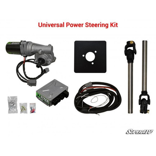 Super ATV Universal Power Steering Kit