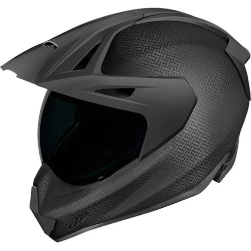 Icon Variant Pro Ghost Carbon Helmet (Black)