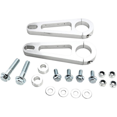 Motorsport EZ-Fit Nerf Bar Replacement Hardware Kit