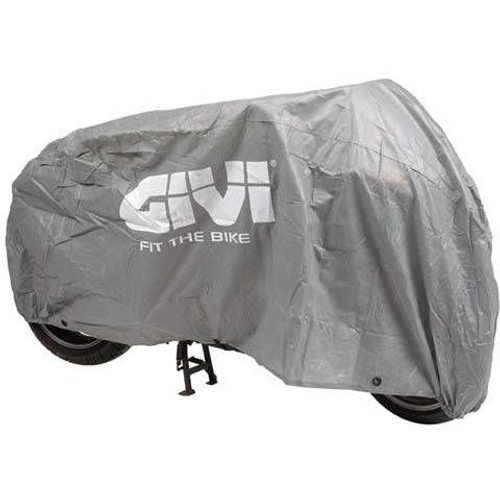 Givi S200 Universal Bike Cover (Grey)