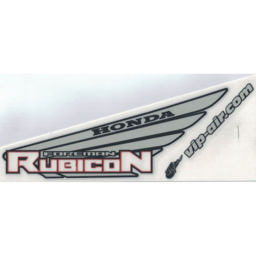 VIP-Air Honda Rubicon Stickers