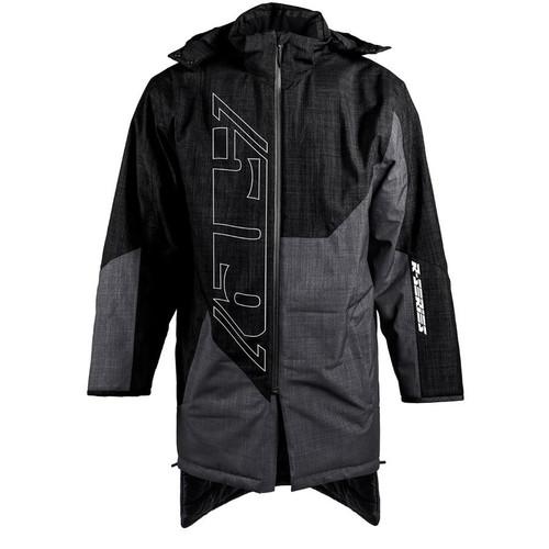 509 R-Series Pit Coat (Black Gray)