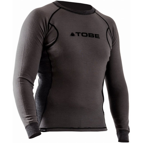 Tobe Primus Merino Base Layer Shirt (Dark Ink)