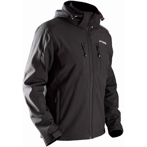 Tobe Vanta Non-Insulated Jacket (Jet Black)