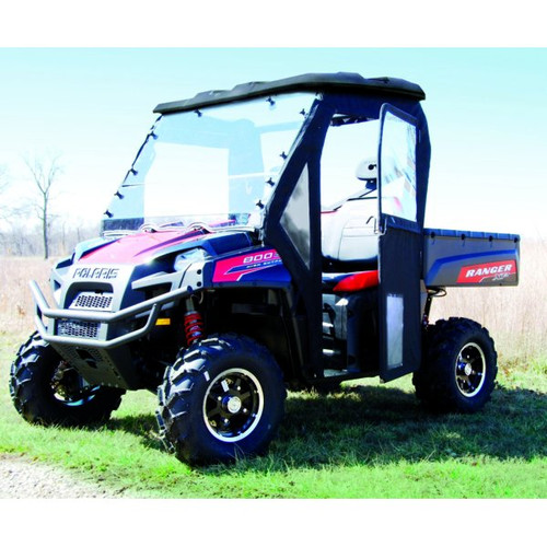 Seizmik Framed UTV Door Kit for Polaris Ranger (w/Round Tubed Cage)
