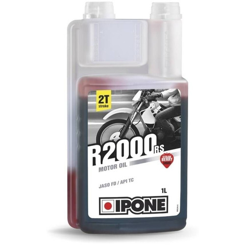 Ipone R2000 RS Oil - Strawberry Scented
