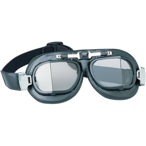 Drag Specialties Red Baron Goggles