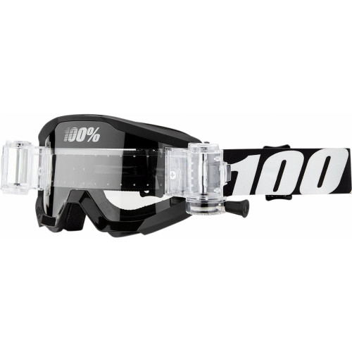 100 Percent Youth Strata Mud Goggles