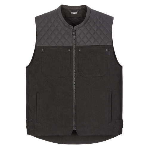 Icon Chamonix Vest (Black)