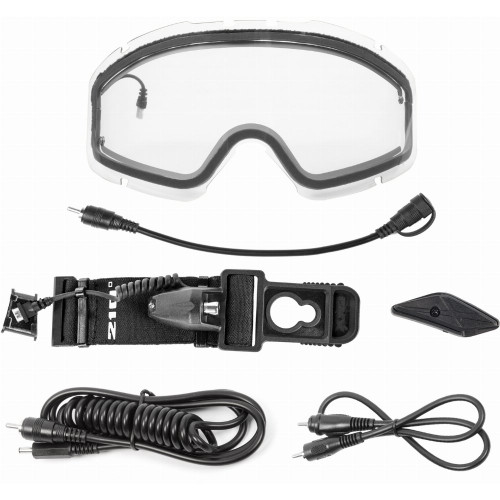 CKX 210° Electric Goggle Lens Upgrade Kit