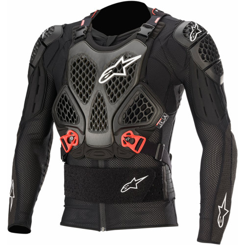 Alpinestars Bionic Tech V2 Protection Jacket (Black/Red)