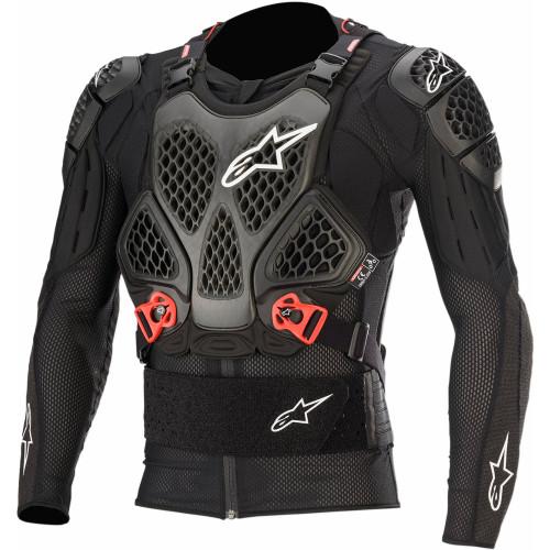 Alpinestars Bionic Tech V2 Protection Jacket (Black/Red)