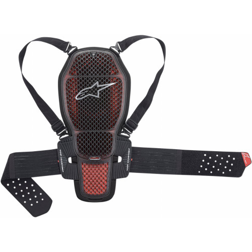 Alpinestars Nucleon KR-1 Cell Back Protector (Black/Red)