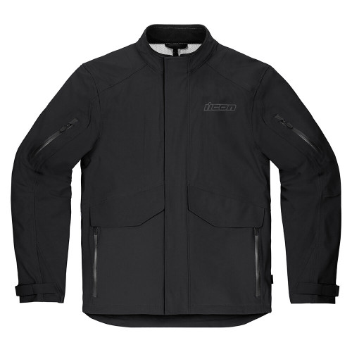 Icon Stormhawk Waterproof Jacket