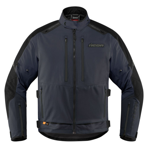 Icon Raiden Waterproof Jacket