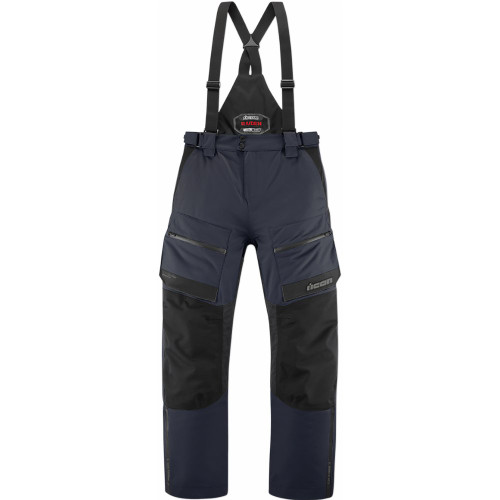Icon Raiden Waterproof Overpants