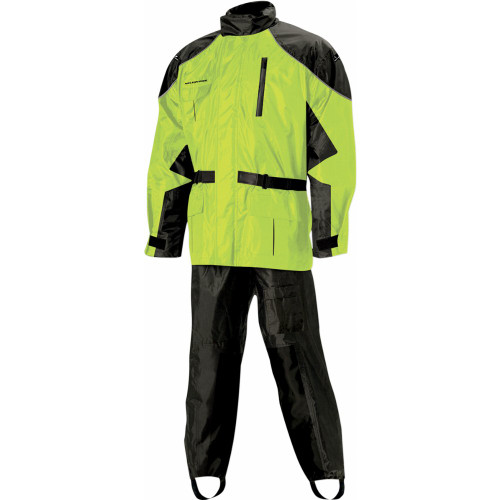 Nelson-Rigg AS-3000 Aston Rain Suit (Hi-Vis Yellow)