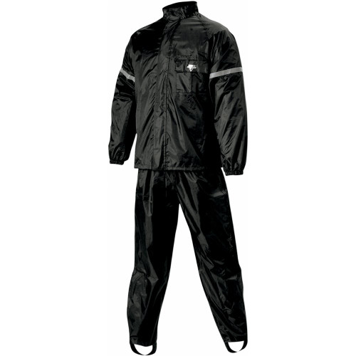 Nelson-Rigg WP-8000 WeatherPro Rain Suit (Black)