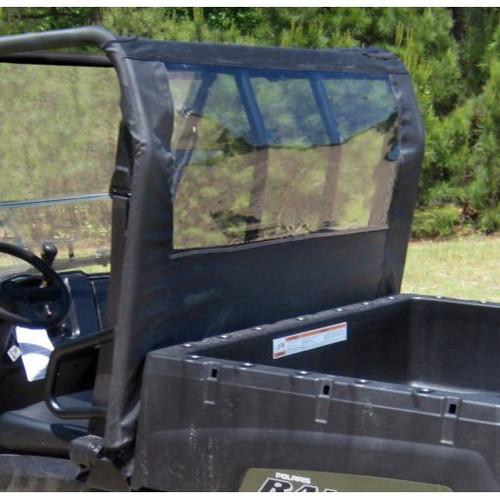Seizmik UTV Soft Rear Windshield & Dust Panel