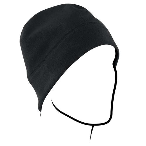 Zan Headgear Windproof Helmet Liner/Beanie (Black)