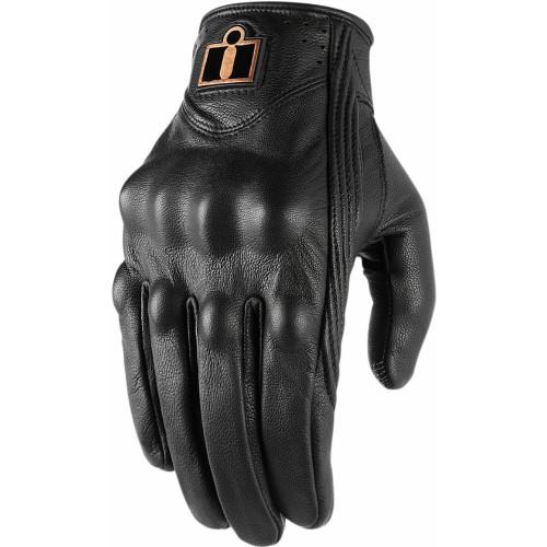 Icon Pursuit Classic Gloves (Black)