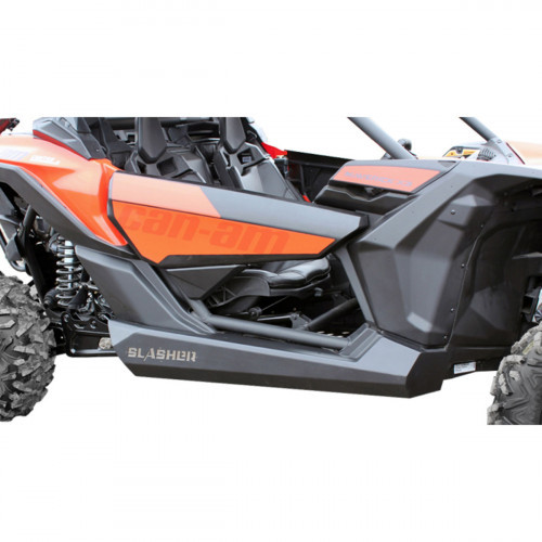 Slasher Can-Am Maverick X3 Rock Sliders (17-19)