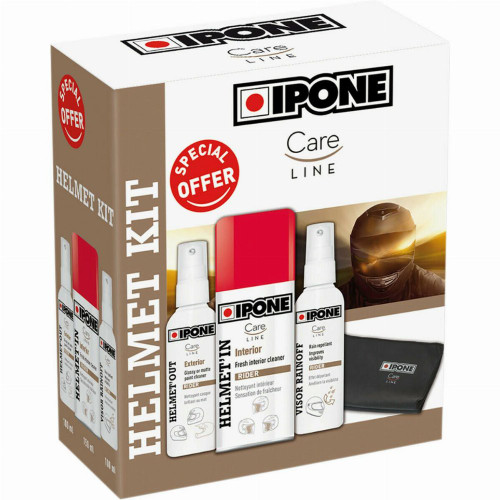 Ipone Helmet Cleaning Kit