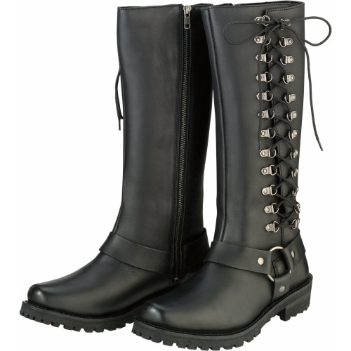Z1R Womens Savage Boots (Black)