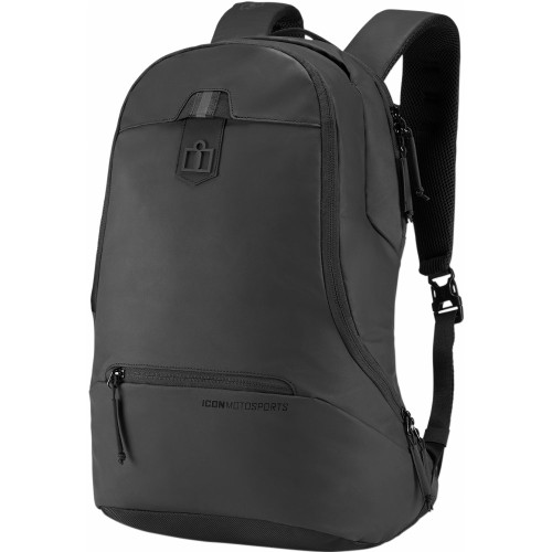 Icon Crosswalk Backpack (Black)