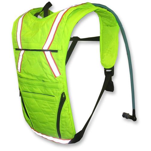 Hyperkewl Gulpz Cooling Hydration Backpack (Hi-Viz)