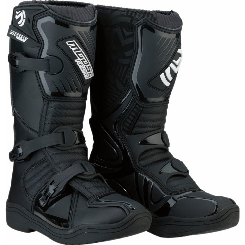 Moose Youth M1.3 Boots (Black)