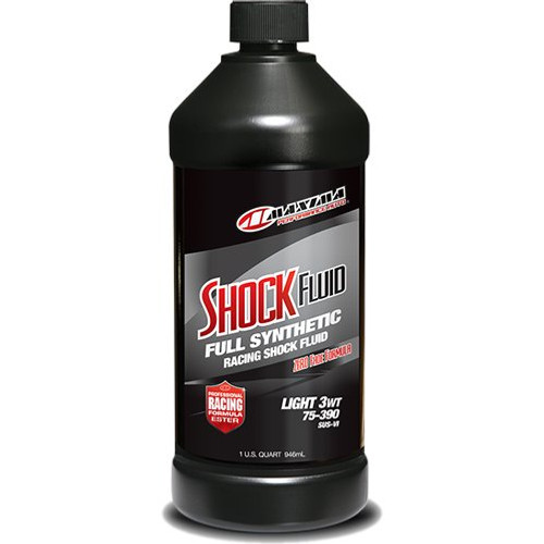 Maxima Synthetic Racing Shock Fluid