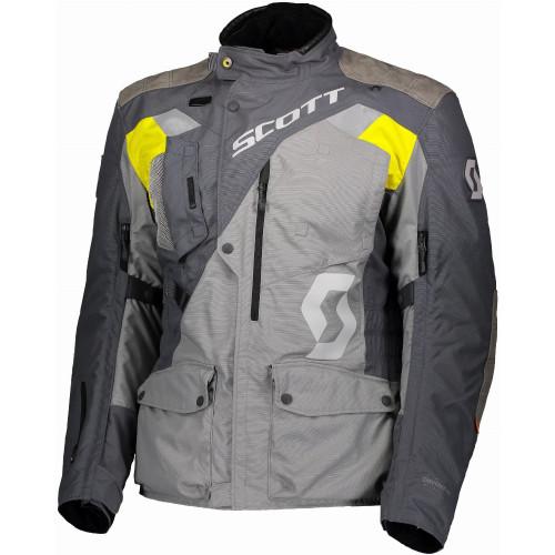 Scott Dualraid Dryo Women's Jacket (Grey/Yellow)