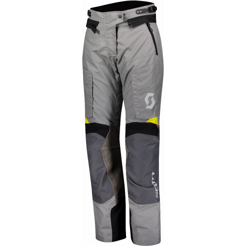 Scott Dualraid Dryo Women's Pants (Grey/Yellow)